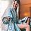 Thumbnail: Ocean Weave Cotton Robe