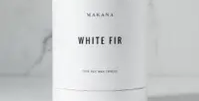 White Fir - Classic Candle 10 oz (SEASONAL)