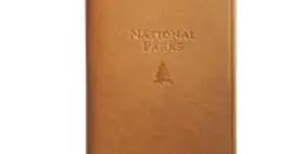 National Park Atlas - Tan