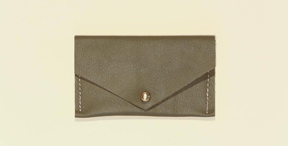 Cardholder - Chestnut Brown