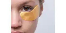 24k Nano Gold Collagen Under Eye Gel Mask