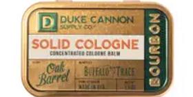 Solid Cologne - Bourbon