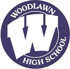 Woodlawn High School W Logo.png