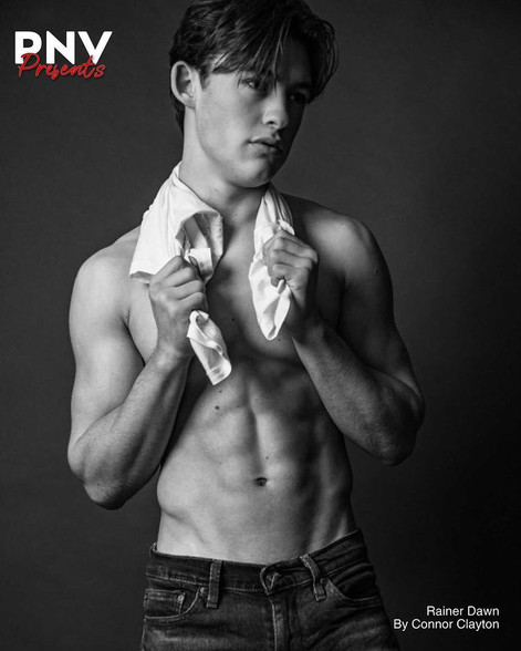 Rainer Dawn for PnV Magazine (Peaks N Valleys) by Connor Clayton