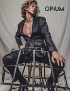 Shawn Tuller Cover Story for Opium Red Magazine by Connor Clayton