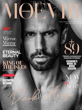 Nikola Masonicic - MOEVIR Magazine Cover Story