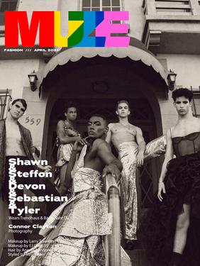 Muze Magazine Cover Story