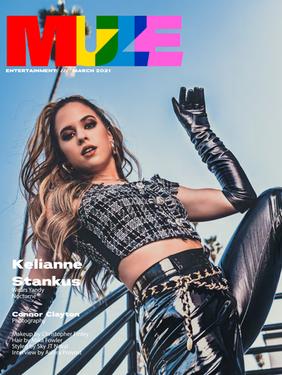 Kelianne Stankus - Muze Magazine Cover Story + Interview