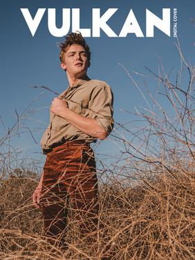 David Snyder - Vulkan Magazine Cover Story