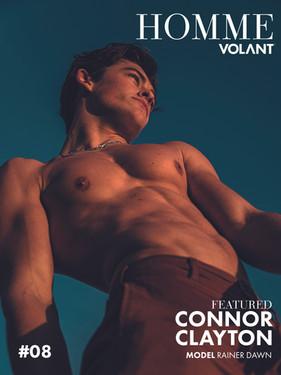 Rainer Dawn - Volant Homme Magazine Cover Story