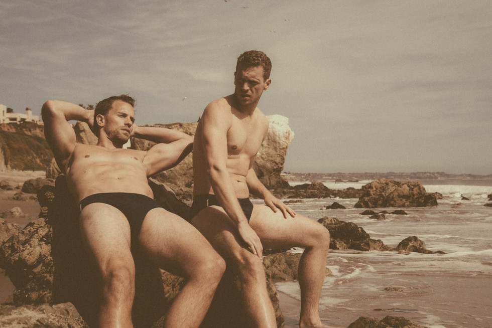 James Eysenbach & David Walsh by Connor Clayton