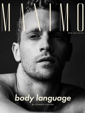 David Walsh - MAXIMO Magazine Cover Story