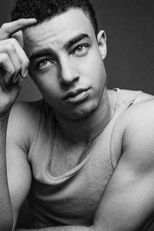 Tariq Brown of LA Models by Connor Clayton