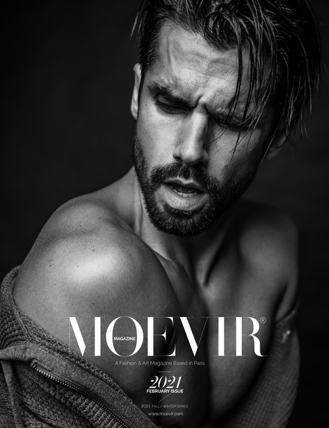 Nikola Masonicic for MOEVIR Magazine February Issue by Connor Clayton