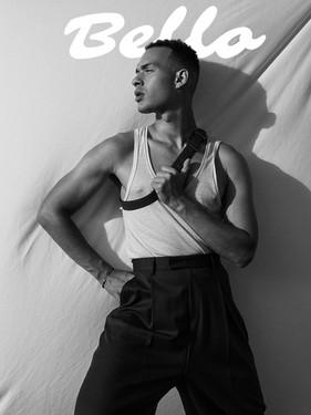 Alex Barlas - Cover Story - Bello Magazine