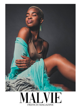 Shai'La Yvonne - Malvie Magazine Editorial Story