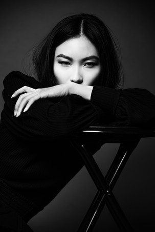 Cassie Wong of Envy Models by Connor Clayton