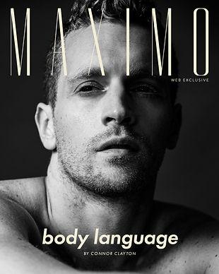 Maximo Magazine Body Language David Walsh by Connor Clayton