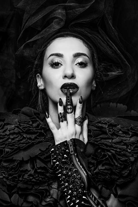 Jewell Farshad by Connor Clayton Photography