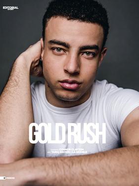 Tariq Brown - Period Magazine Editorial Story