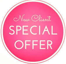 NEW CLIENTS ONLY