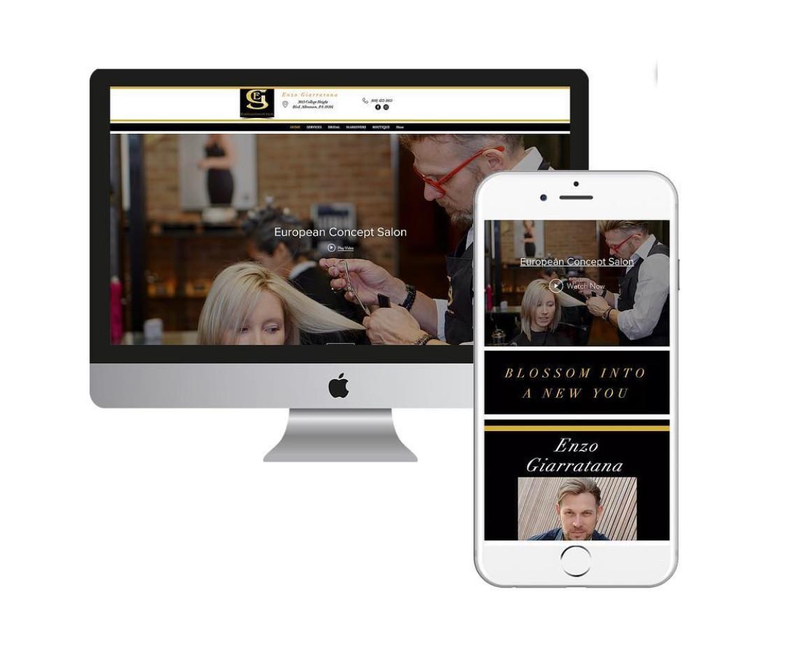 Smart Marketing - Website Design