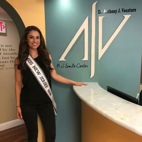 Miss Celebrities Smile NJ Smile Center in Colts Neck, New Jersey