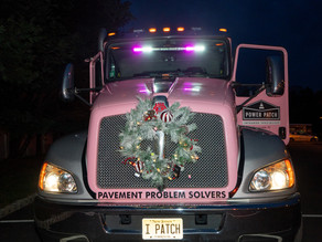 Power Patch Spreads Holiday Cheer to Residents of Four Seasons at Mirage