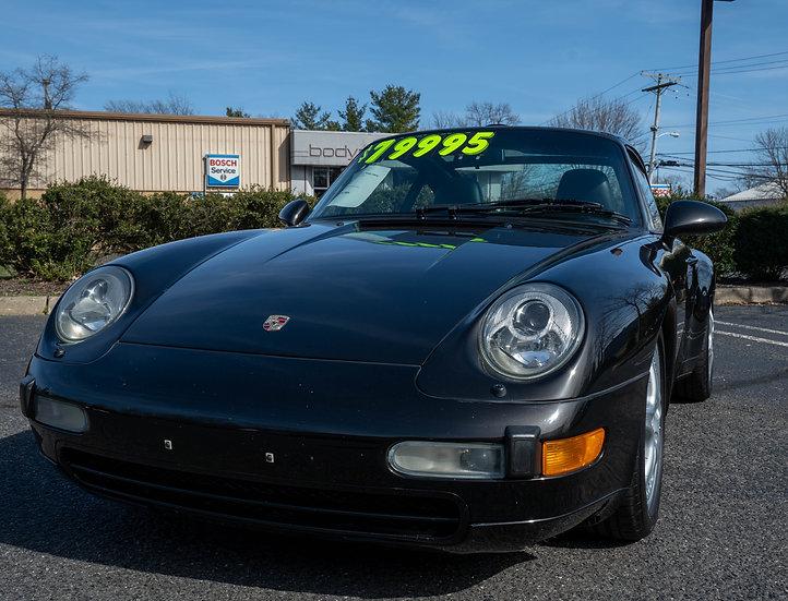 1997 Porsche 911 Targa (993)