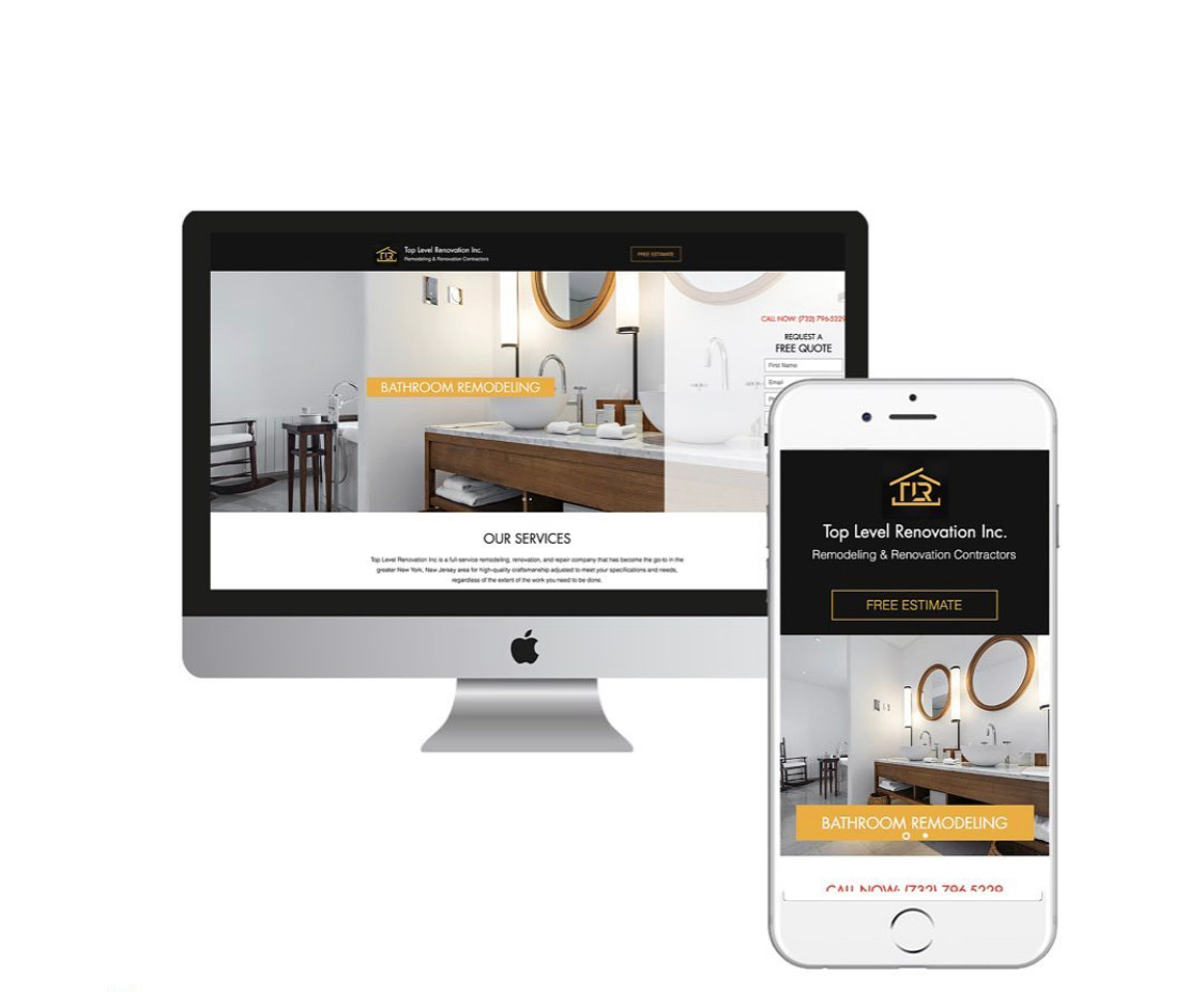 Web Design for business in long branch, new jersey