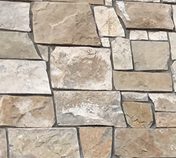 Casper Mountain with grey grout