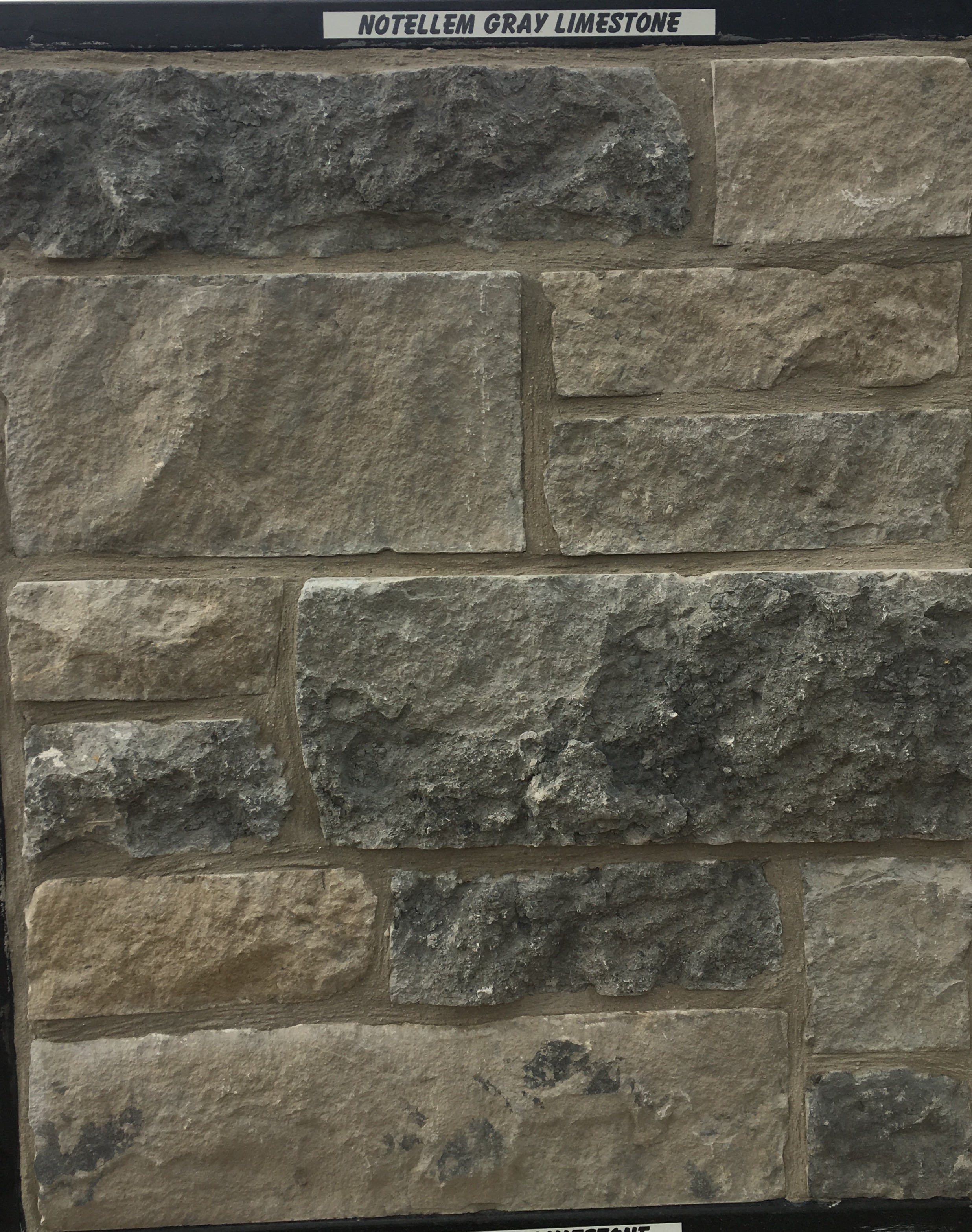 Notellum Gray Limestone