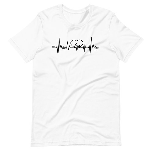 3l's Short-Sleeve Unisex T-Shirt