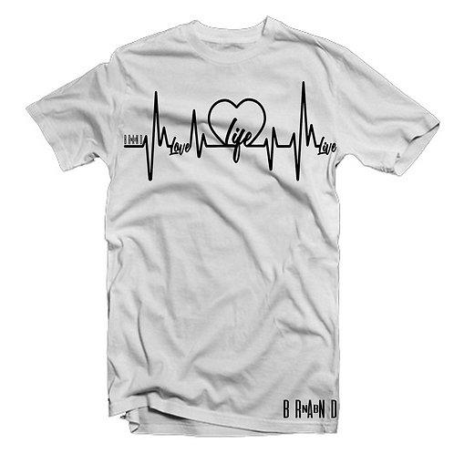 Love/Life/Live T-Shirt
