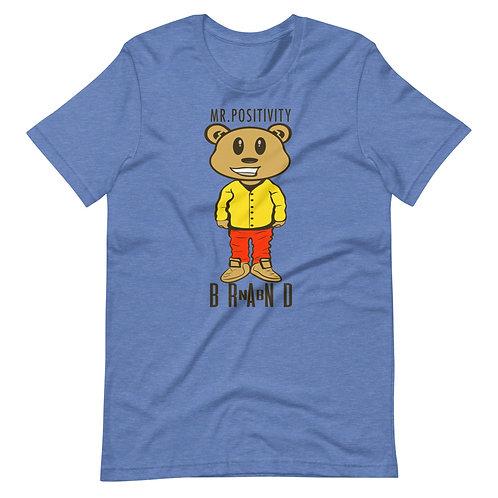 Mr.P Short-Sleeve Unisex T-Shirt