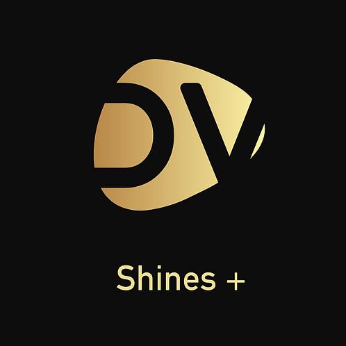 Shines +