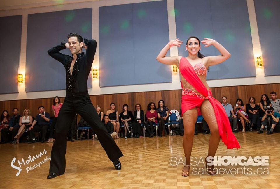 2012 Vancouver Salsa Showcase