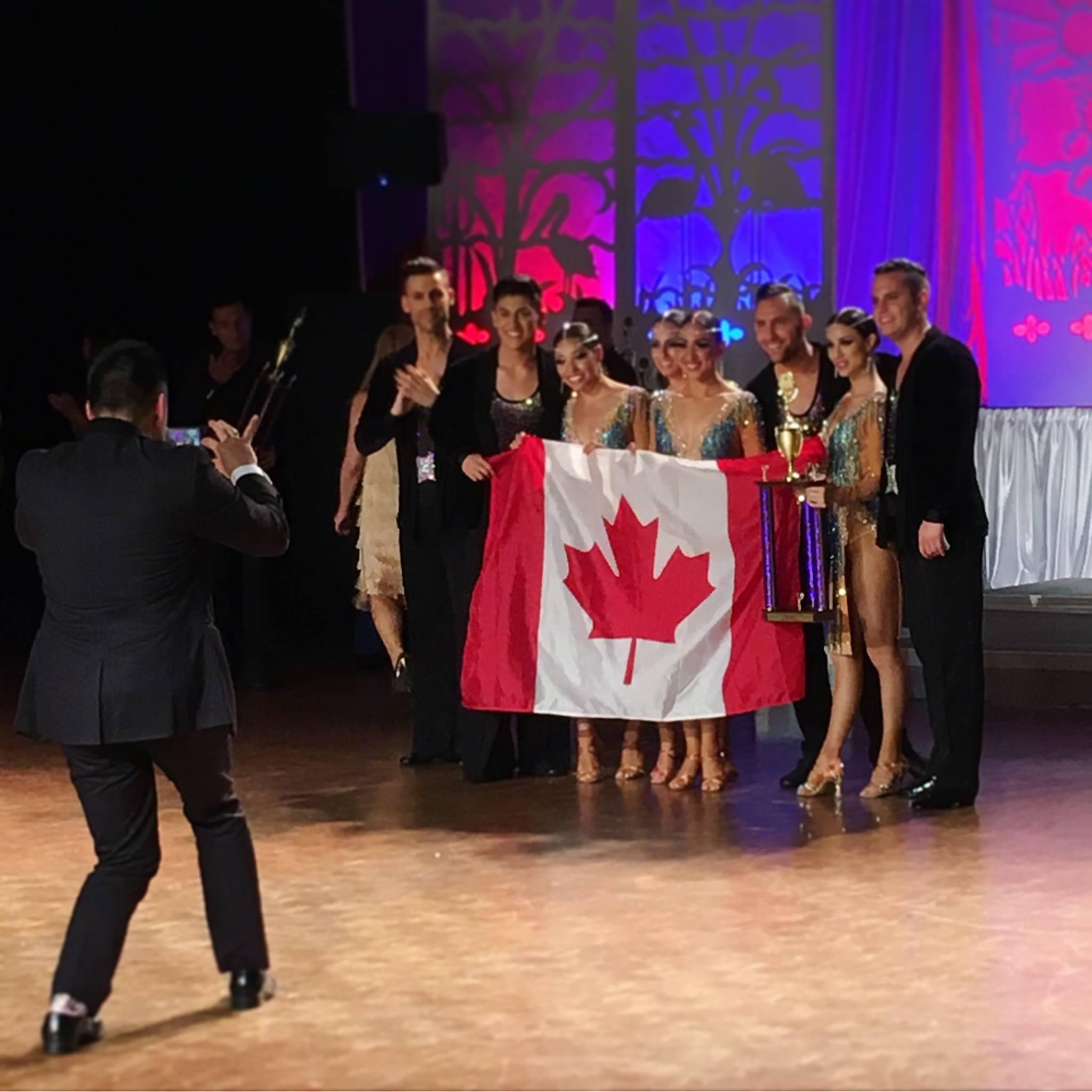 Team Canada 2017