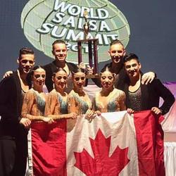 2nd Place Salsa Teams
