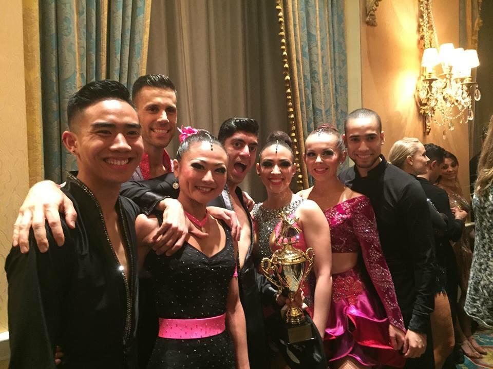 2015 Canadian Salsa Team Champions
