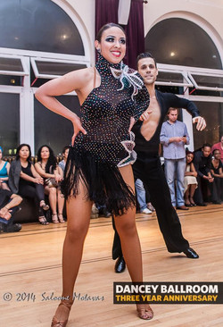 PS Dancey Ballroom Show
