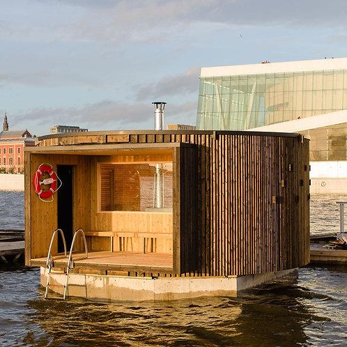 Gavekort Anda. 2 timer privat sauna