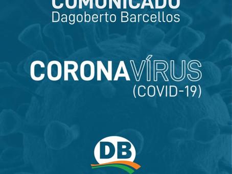 Ações para evitar a propagação do Covid-19