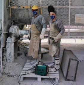 Sesmt e mecânica industrial: Uma parceria que dá certo!