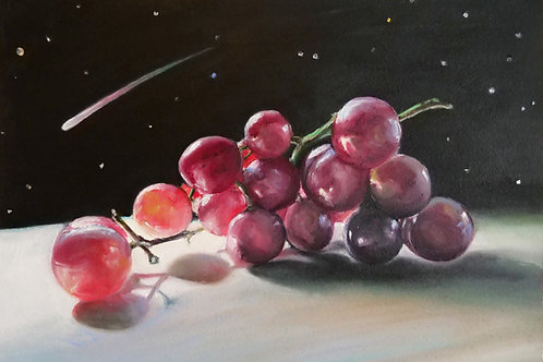 Galaxy Grapes (of Wrath of Khan) - 🔴 SOLD