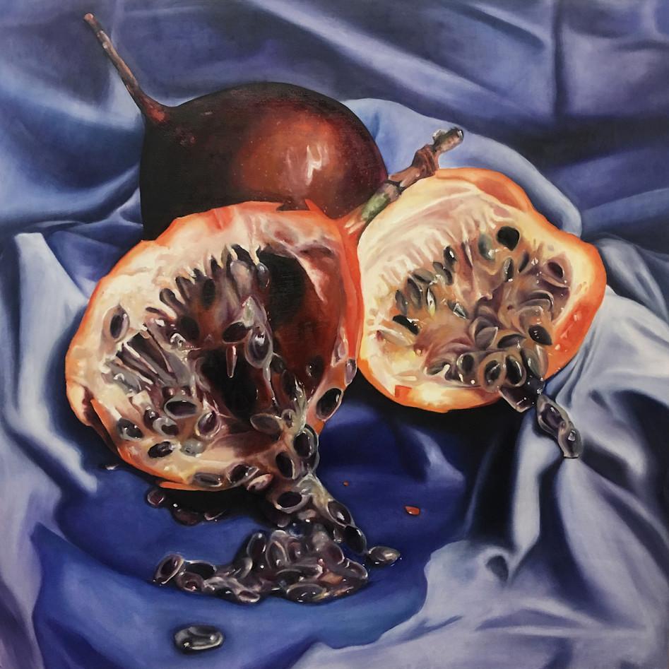 Passion Fruit, 2017