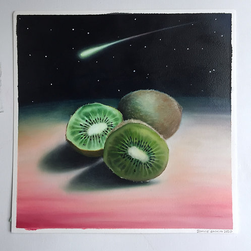 Kiwi in Space - 🔴 SOLD