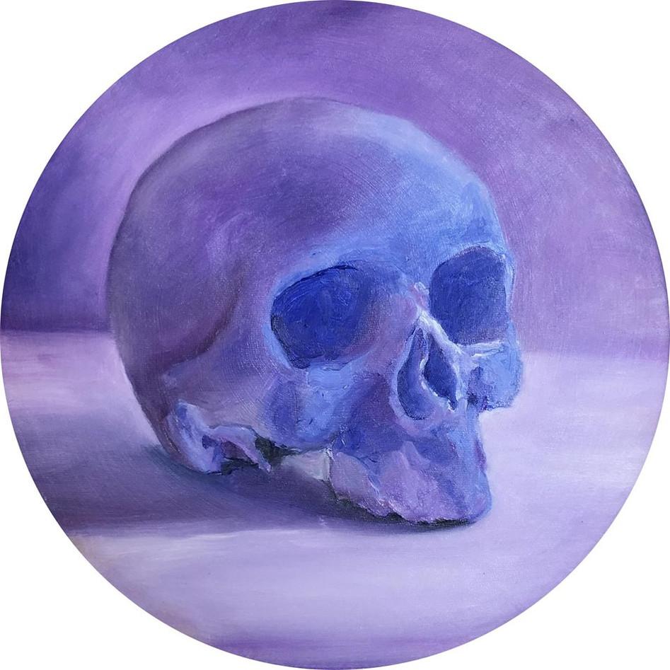 Blue Skull, 2018