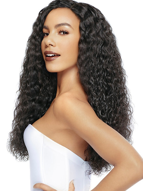 Pure Lux Ocean Wave Curly Brazilian Hair Extensions