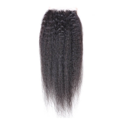 Pure Lux Kinky Straight Lace Closure